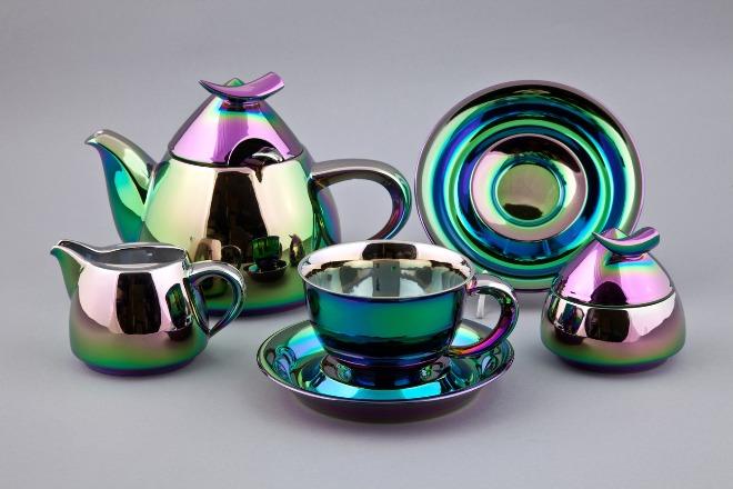 Дизайн и цвета фарфорового сервиза