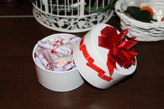 Как оригинально завернуть свадебный подарок