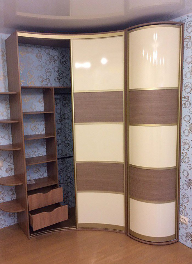 Материалы изготовления шкафов