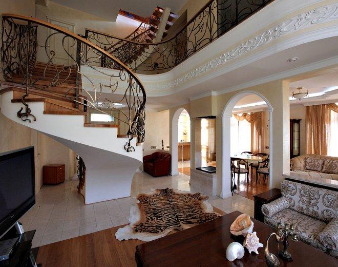 Особенности стиля модерн в интерьере дома