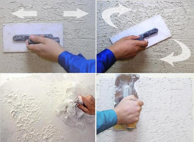 Подготовка стен для нанесения рисунка