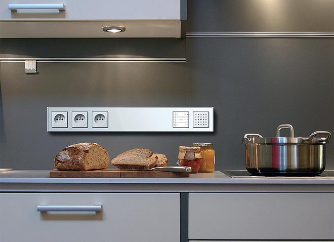 Розетки на кухню