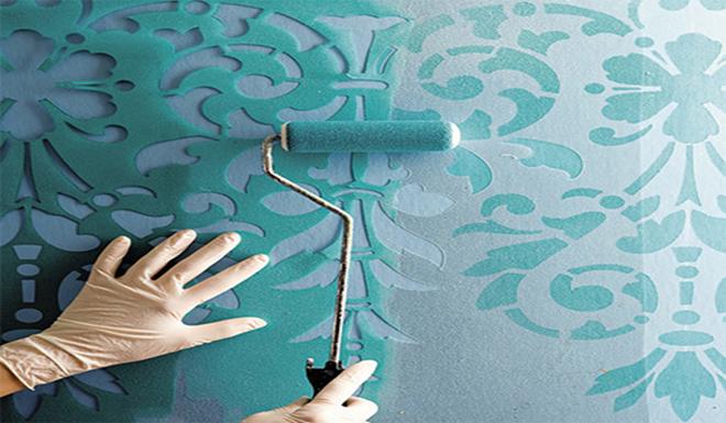 Штамповая роспись