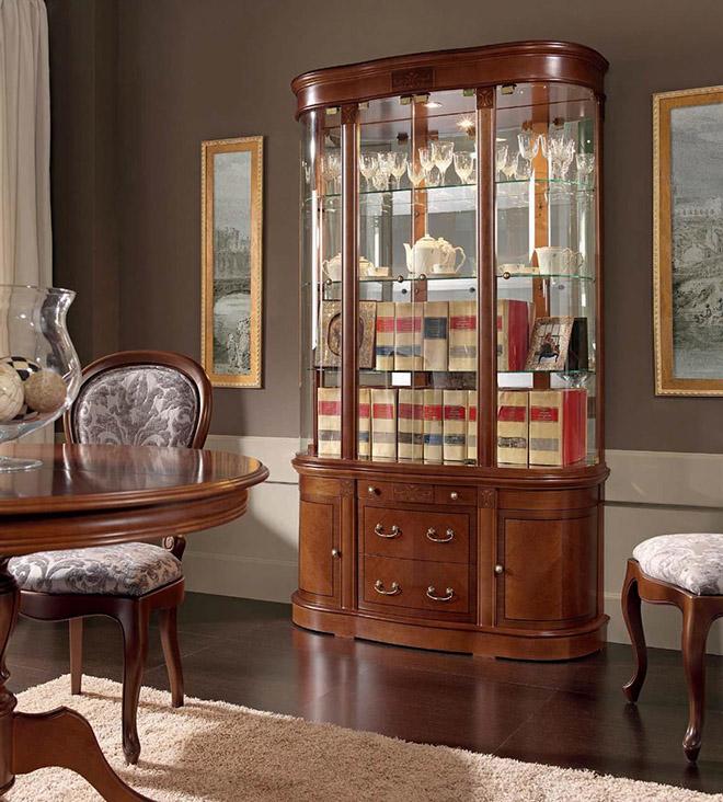 Сервант: виды и стили современной мебели