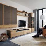 Стенка в гостиную: как выбрать модную