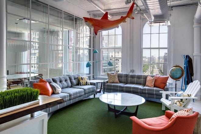 Стиль модерн в интерьере квартиры
