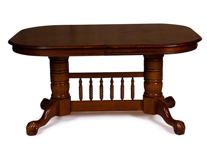 Виды столов из массива