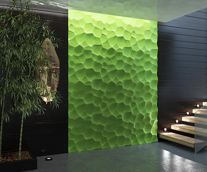 Выбор материалов для декора стен
