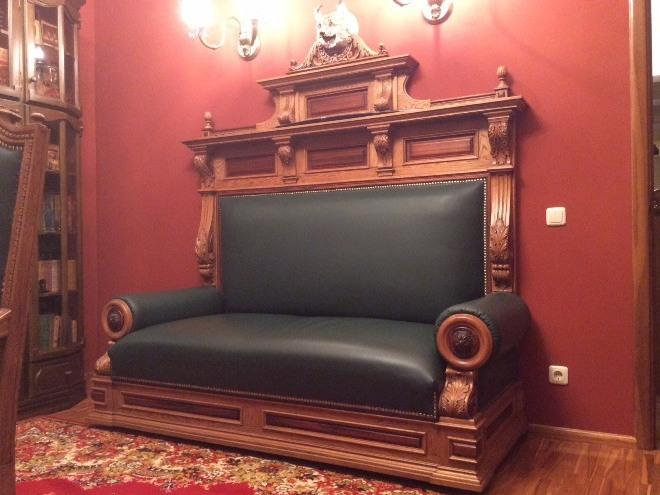 Советский диван