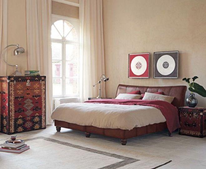 Реставрация старой кровати