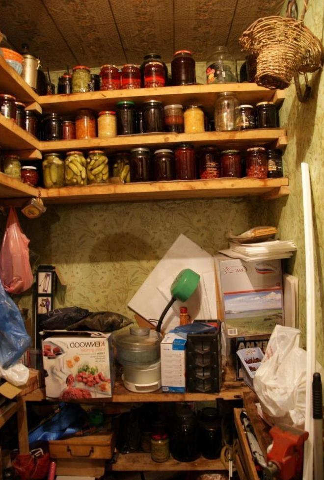 Переделка кладовки в квартире