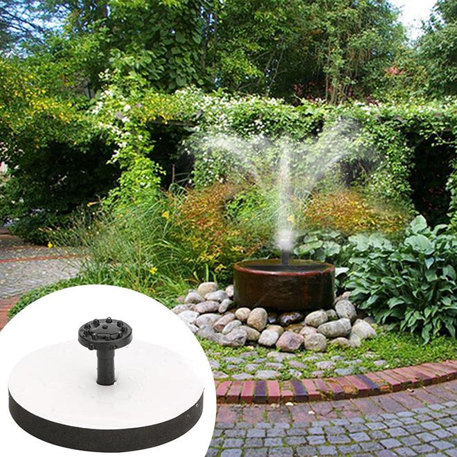 Погружной фонтан – это просто, быстро и дешево