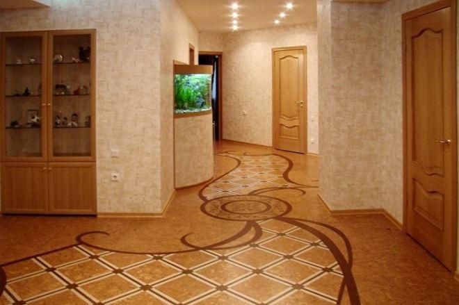 Пробка в коридоре