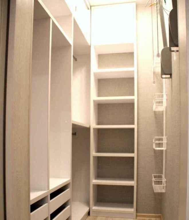 Кладовка как продолжение комнаты
