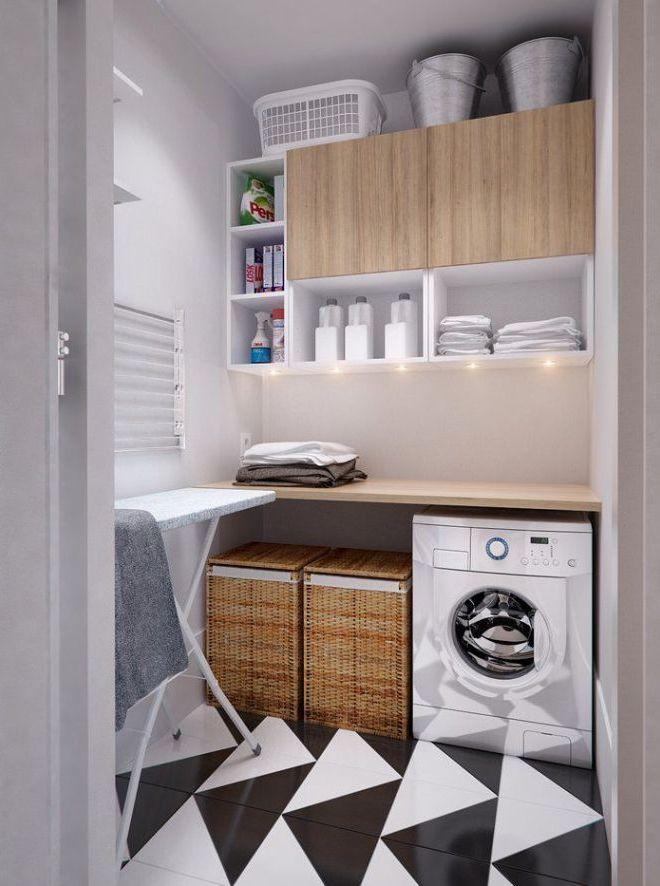 Ремонт кладовки в квартире