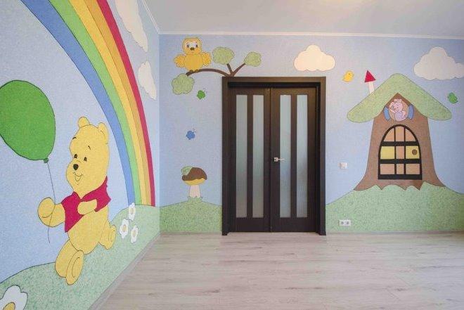Рисунки для детской