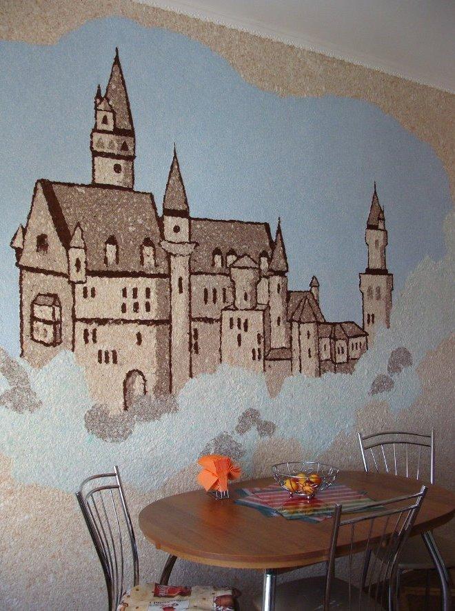 Рисунки на кухню