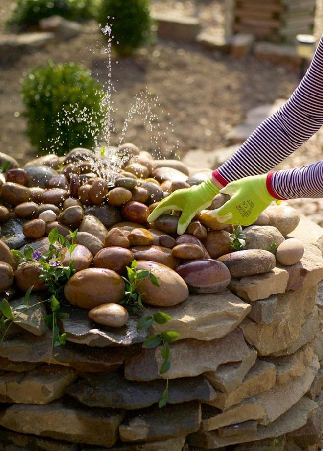 Создание фонтана своими руками