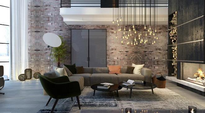 Светильники в гостиную