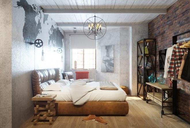 Светильники в спальню
