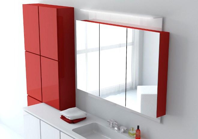 Виды шкафчиков для ванной