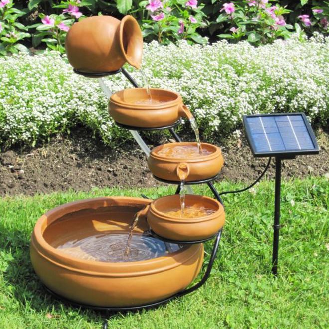 Выбор чаши для искусственного водоема
