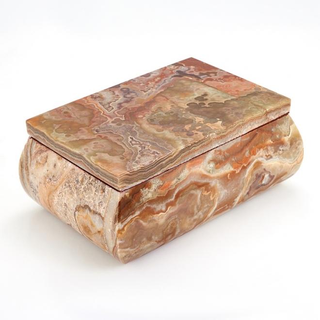 Каменные или акриловые шкатулки
