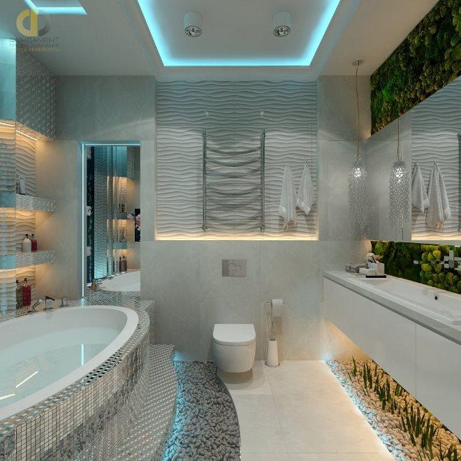 Тренды в дизайне ванной и кухни на 2020 год