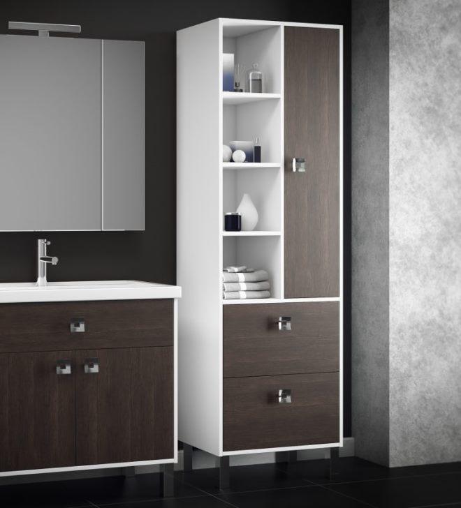 Напольные шкафчики в ванную
