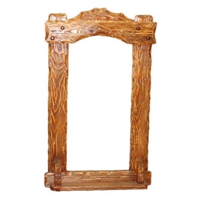 Рамка из дерева или старых досок