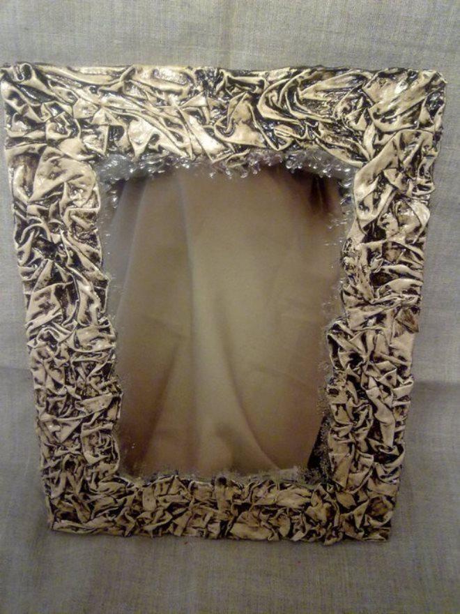 Рама из ткани