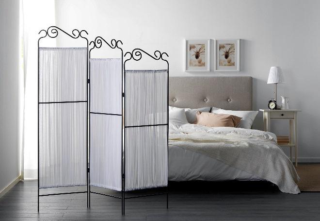 Ширмы для спальни