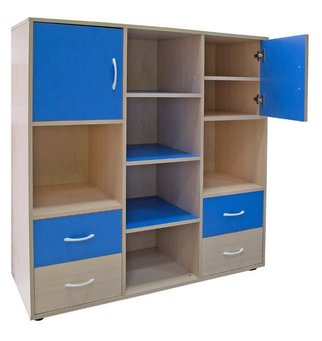 Шкафы для хранения игрушек