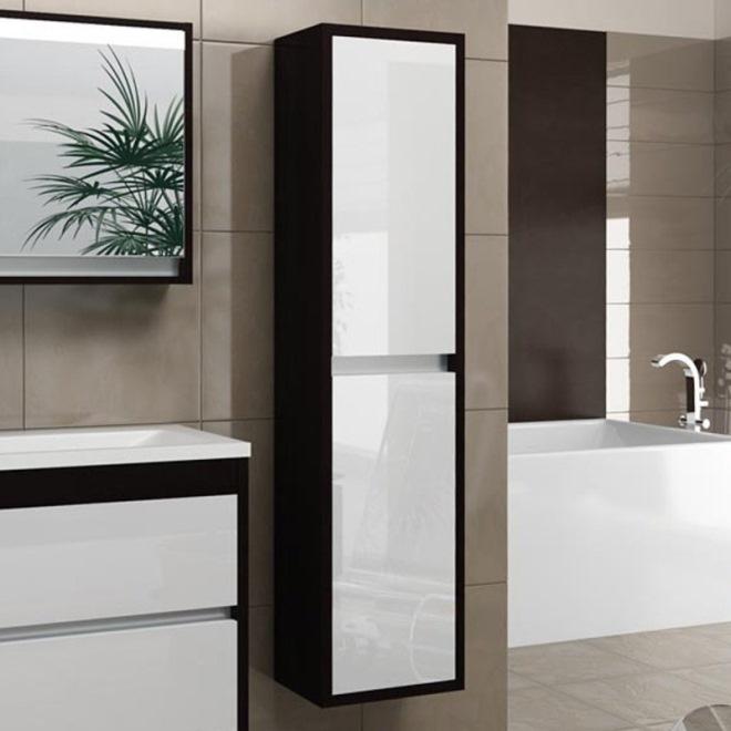 Шкафы-пеналы в ванную