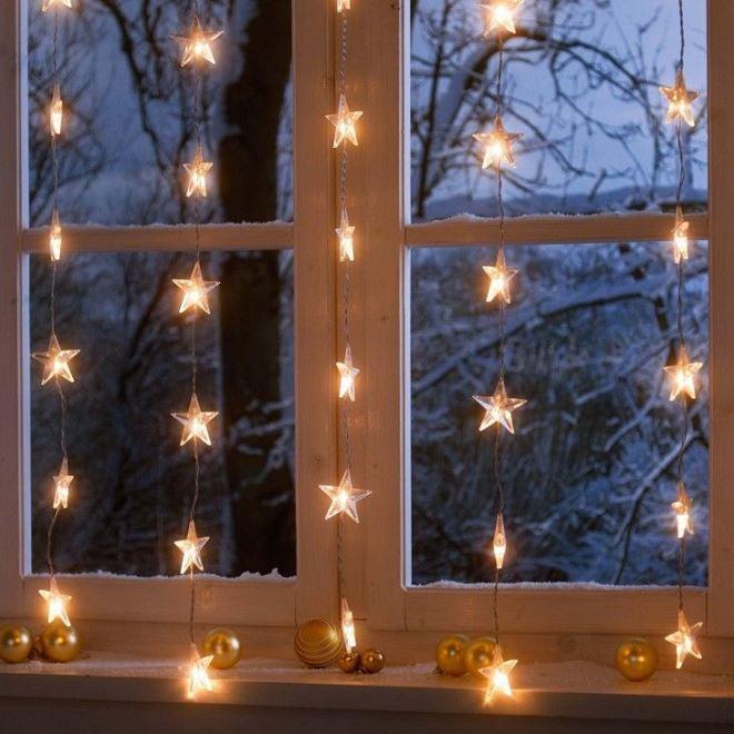 Светящиеся звезды