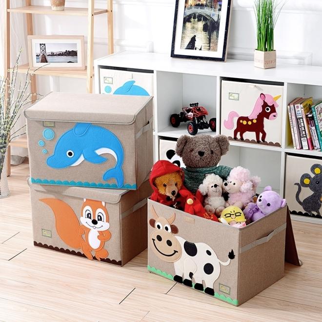 Ящики для хранения игрушек