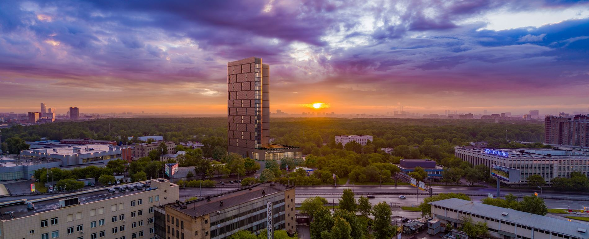 Резиденция Сокольники