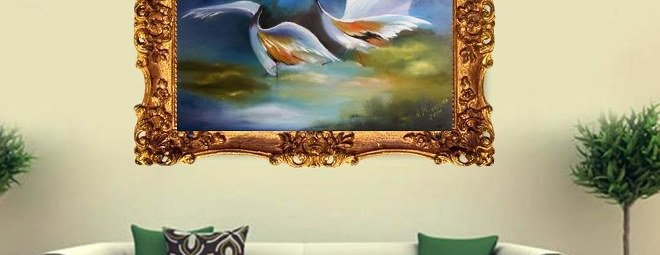 Картины по фэн-шуй для квартиры