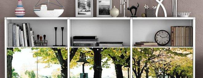 Самоклеящаяся пленка: как с ее помощью декорировать мебель и окна