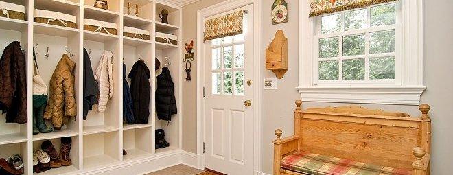 Прихожая в частном доме: стиль, цвет, отделка, мебель, идеи декора