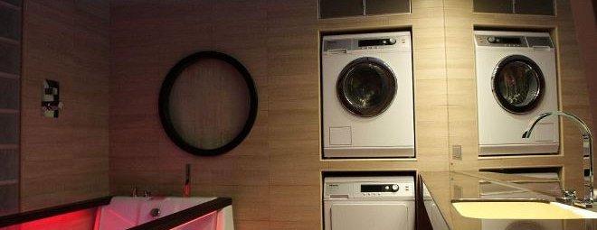 Как поставить стиральную машину: подготовка, установка, подключение