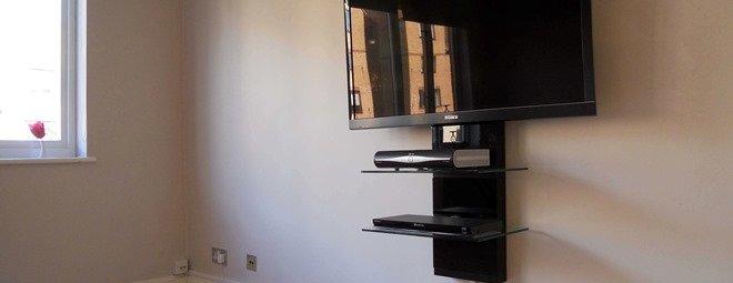 Как спрятать провода от телевизора на стене: фото, варианты практичные и эстетичные