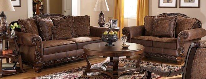 Коричневая мебель в интерьере: сочетания, оттенки