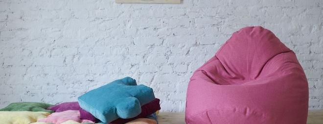 Кресло-мешок: удобное и оригинальное решение для интерьера