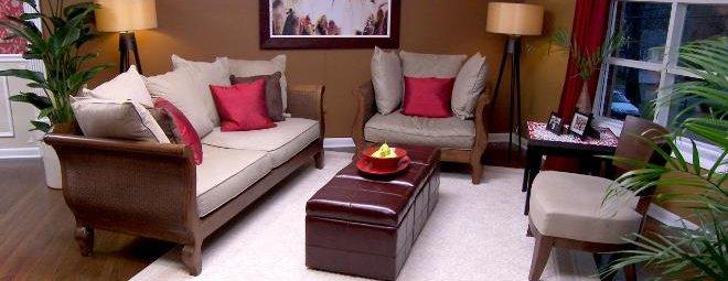Расстановка мебели по фен-шуй в однокомнатной квартире: