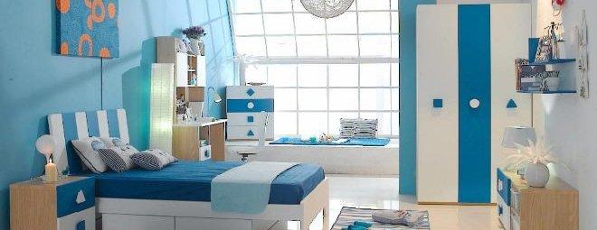 Бюджетная детская комната
